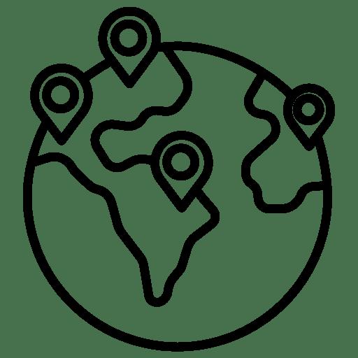 Icône pays
