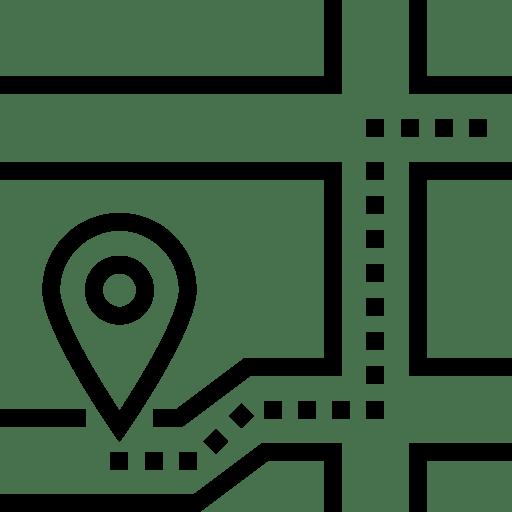 Icône localisation