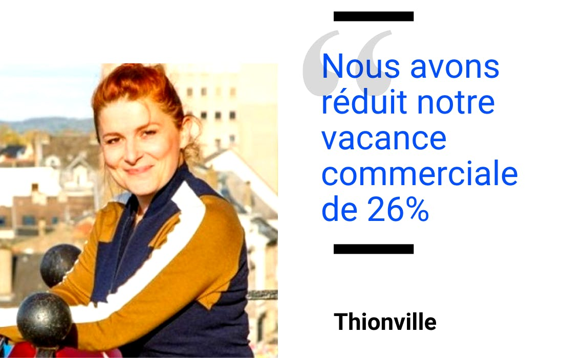Anne-Karine Ivanov Manager  centre ville Thionville