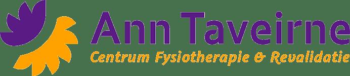 Logo Ann Taveirne Centrum Fysiotherapie & Revalidatie