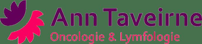 Logo Ann Taveirne Oncologie & Lymfologie