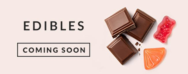 Buy cannabis edibles online in Canada. Enjoy THC and CBD-infused treats. Coming soon!