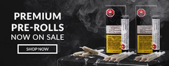 Shop premium pre-rolls