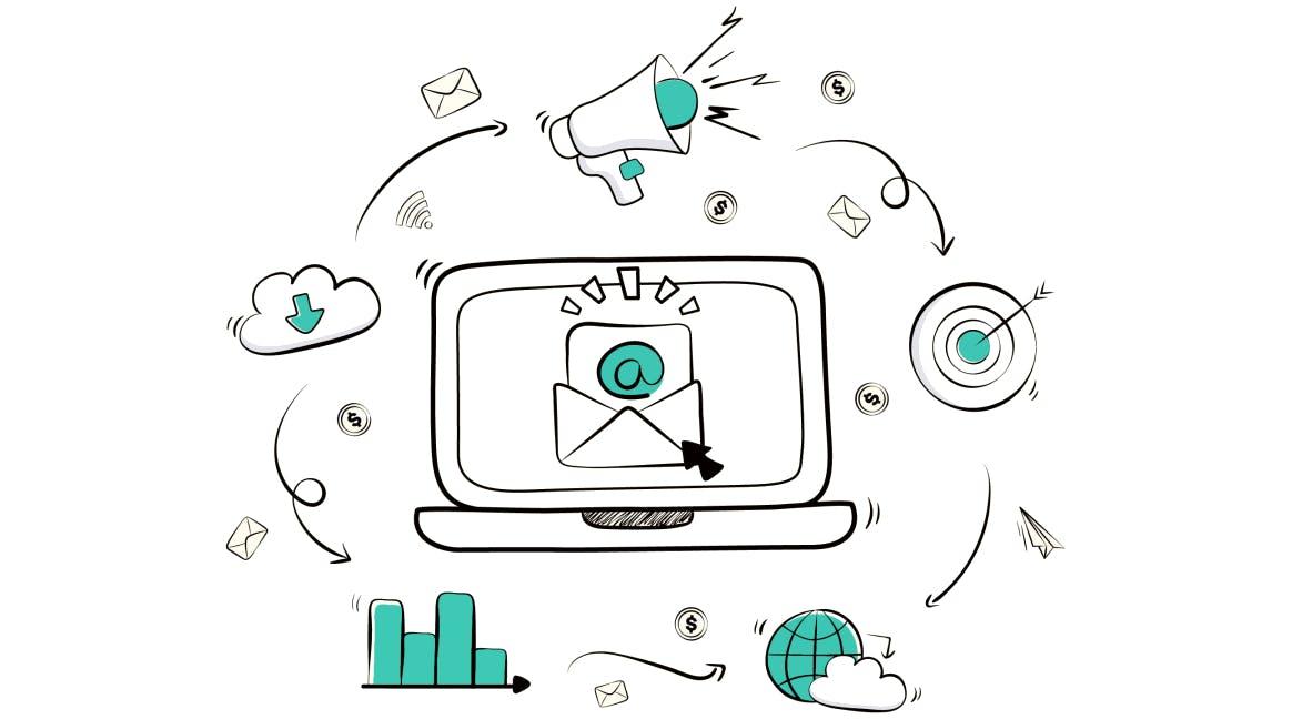 DIe Top 6 Methoden im digitalen Marketing.
