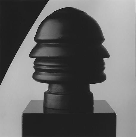 "Robert Mapplethorpe, ""Mussolini Sculpture,"" New York, 1988"