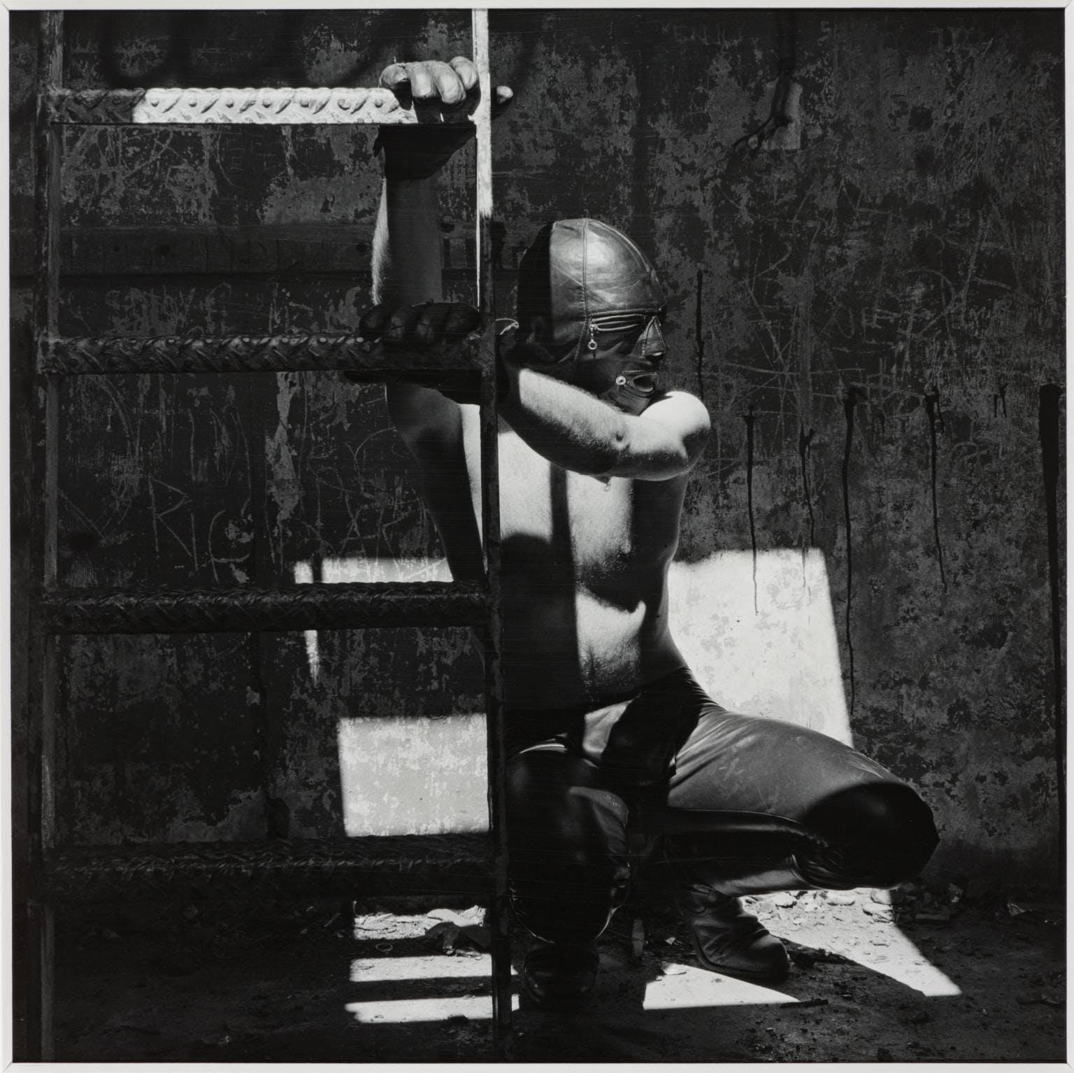 "Robert Mapplethorpe, ""Jim,"" Sausalito, California, 1977"