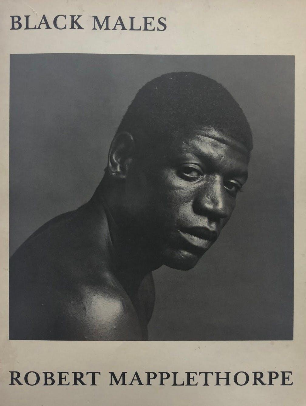 "Robert Mapplethorpe, ""Black Males (Bob Love),"" New York, 1979"