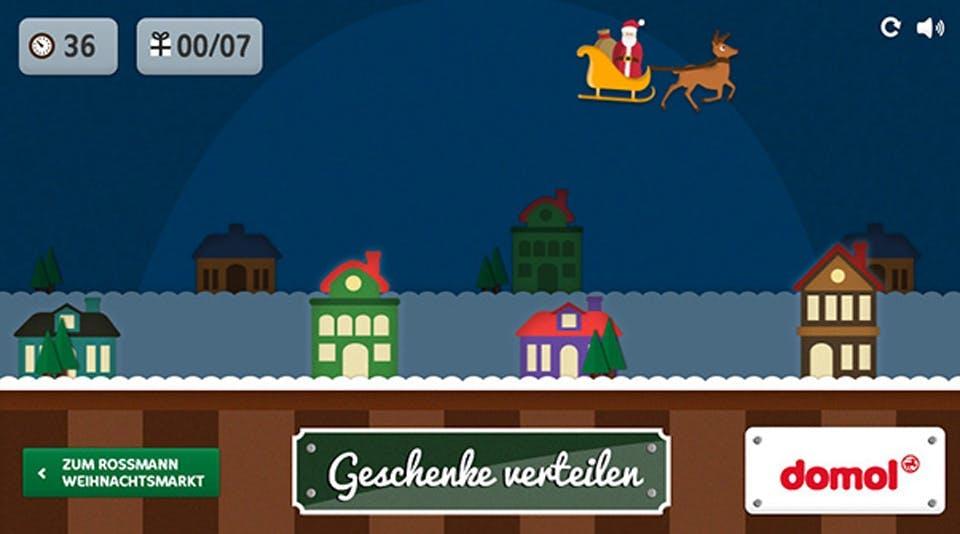 Weihnachtliche Spiele