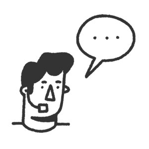Open and honest communication illustration