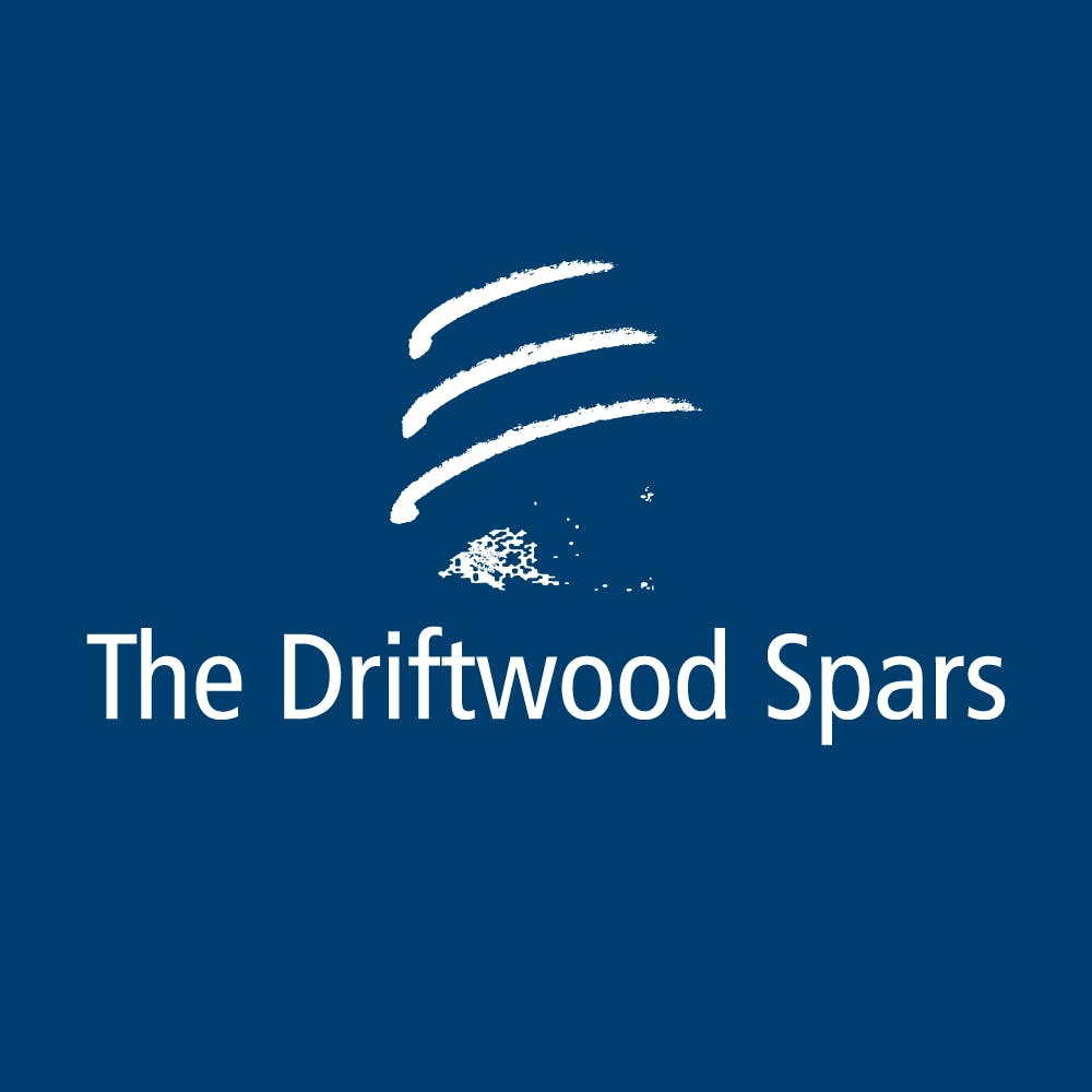 Logo for The Driftwood Spars
