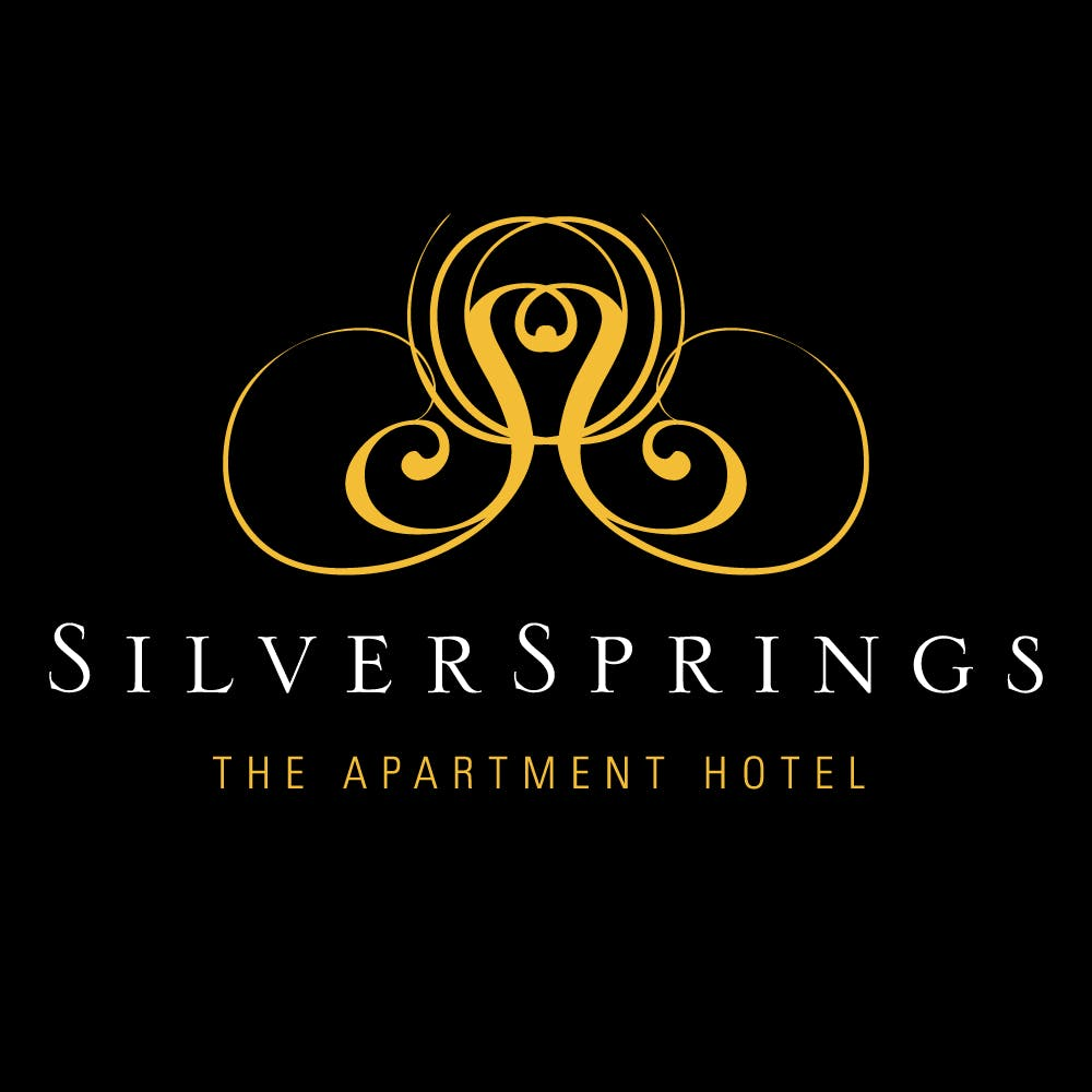 Logo for SilverSprings Apart Hotel
