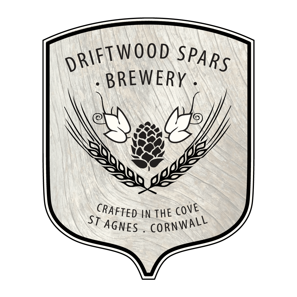 Logo for The Driftwood Spars Brewery