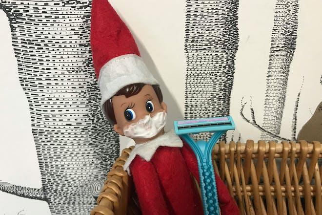 Shaving elf