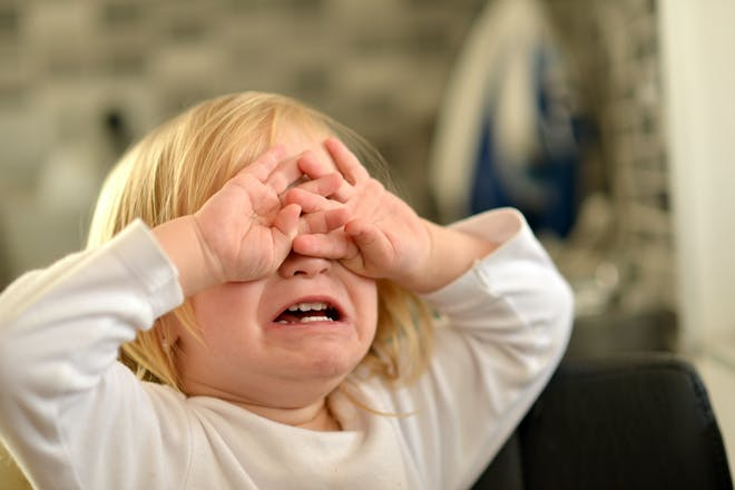 Netmums reveal the most ridiculous things said to them while their toddler's having a tantrum