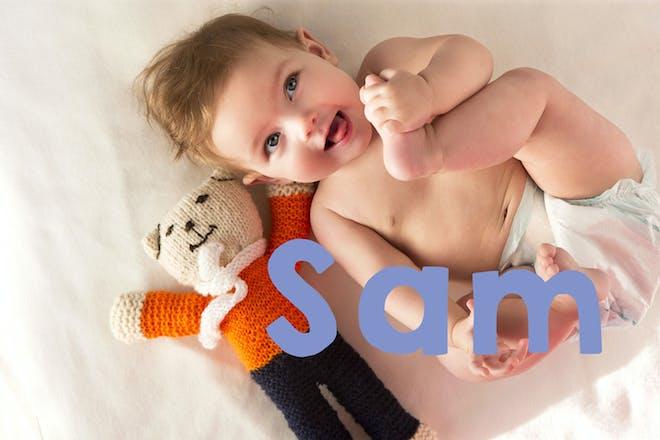 Baby name Sam