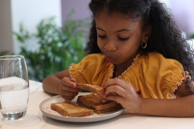 Top foods for fussy little eaters