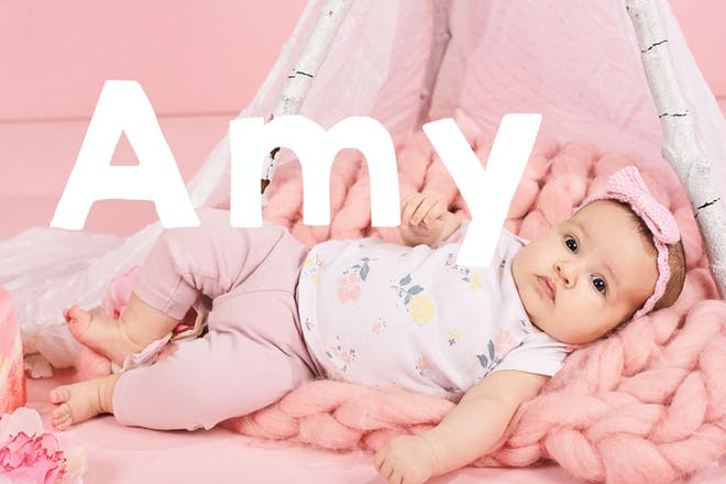 Baby name Amy