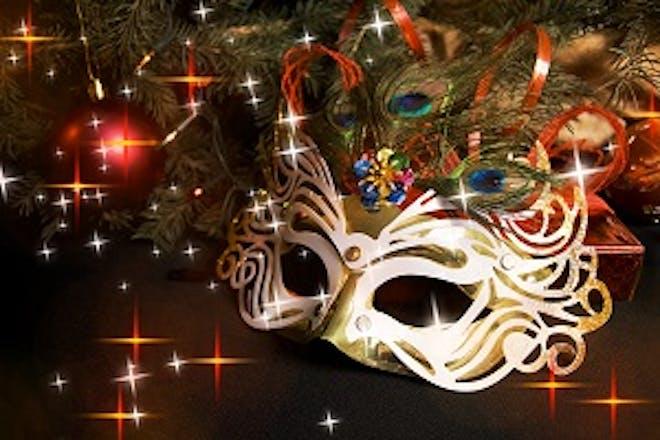 Pantomime mask