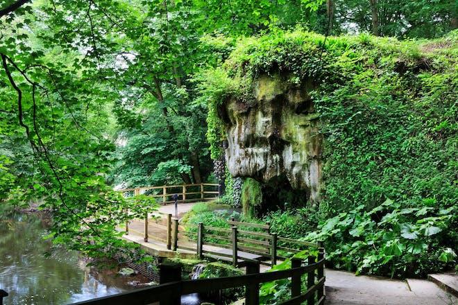 mother shipton's cave knaresborough