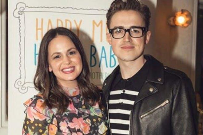 Giovanna and Tom Fletcher
