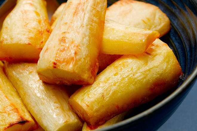 Roast parsnips. Classic roast parsnips recipe