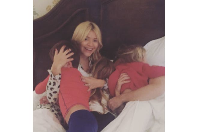 Holly Willoughby children