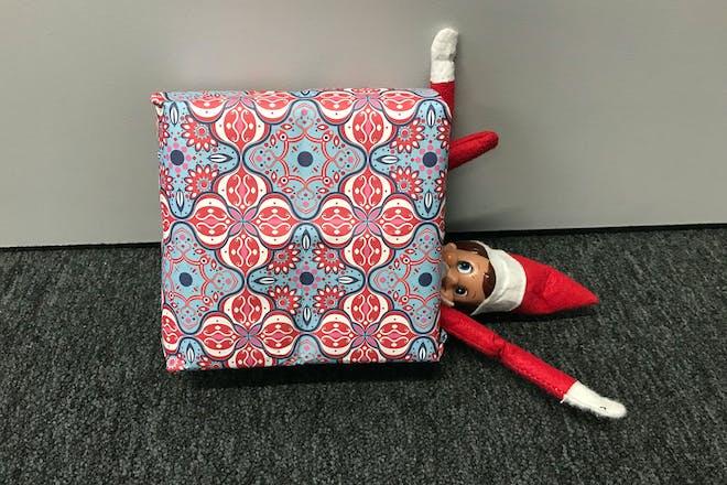 Present elf