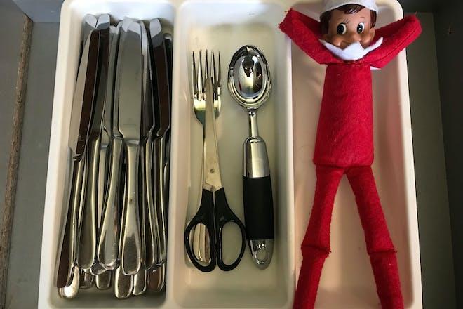 Cutlery elf