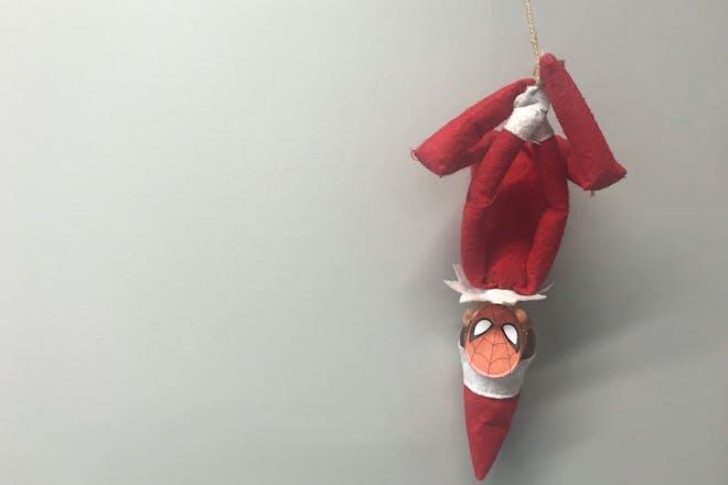 Spiderman Elf