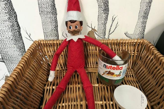 Nutella elf