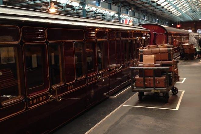 national railway museum in york