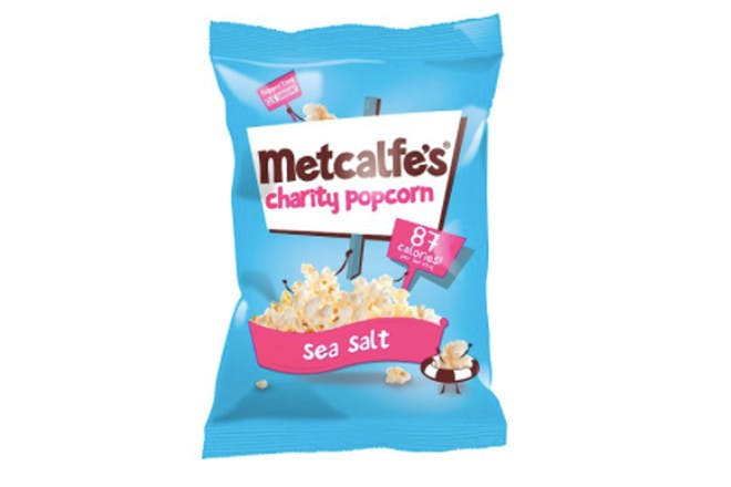 metcalfe sea salt popcorn