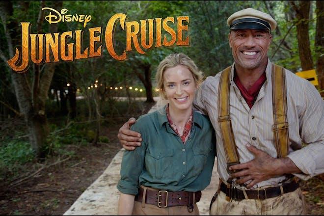 19. The Jungle Cruise