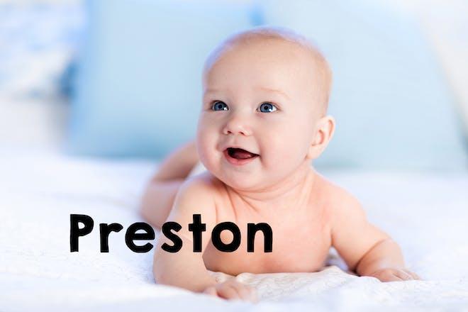 Preston baby name