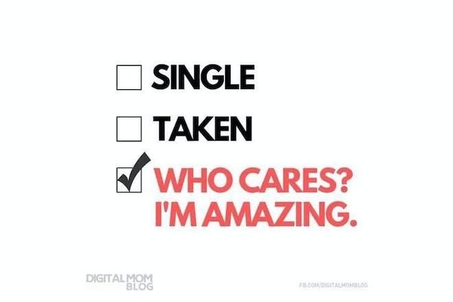Valentine's Day memes - single or taken