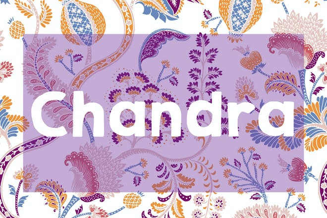 Chandra name