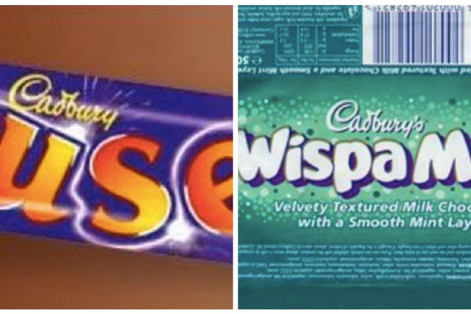 19 discontinued chocolate bars we wish they'd bring back!