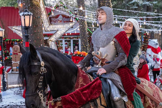 30. The Knight Before Christmas