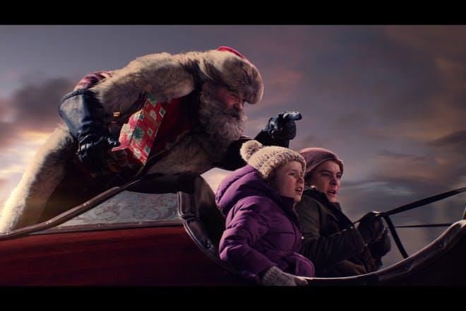 12. The Christmas Chronicles