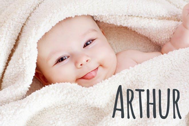 72. Arthur