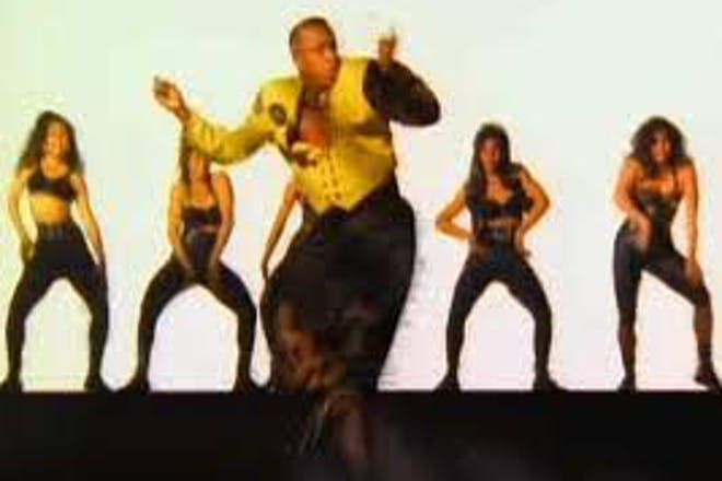 U Can't Touch This by MC Hammer
