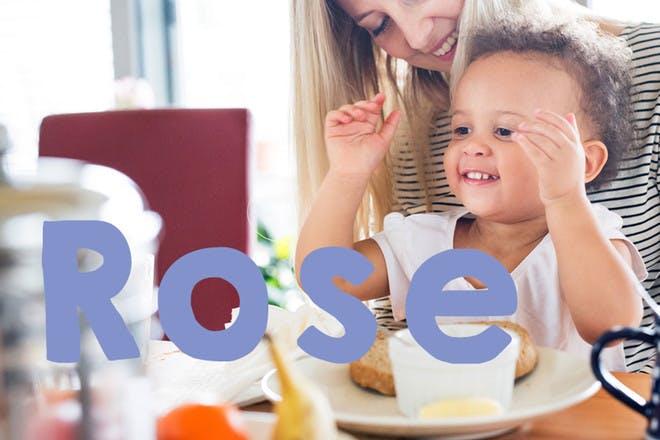 Baby name Rose