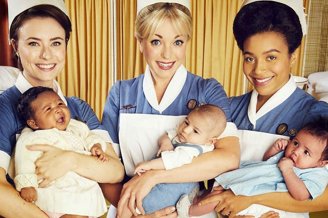 24. Call The Midwife
