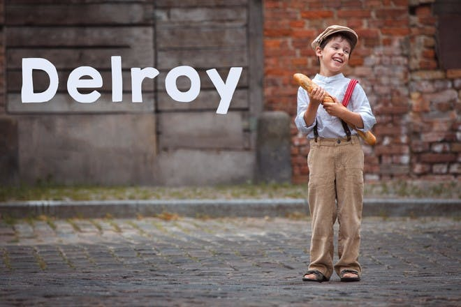 9. Delroy