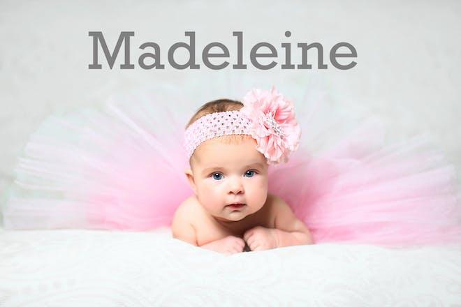Madeleine baby name
