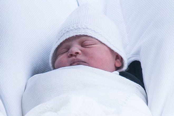 20. Louis' birth