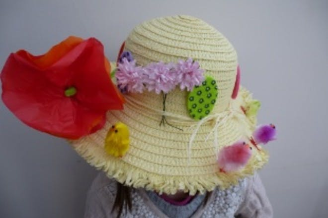 How to make a traditional Easter bonnet