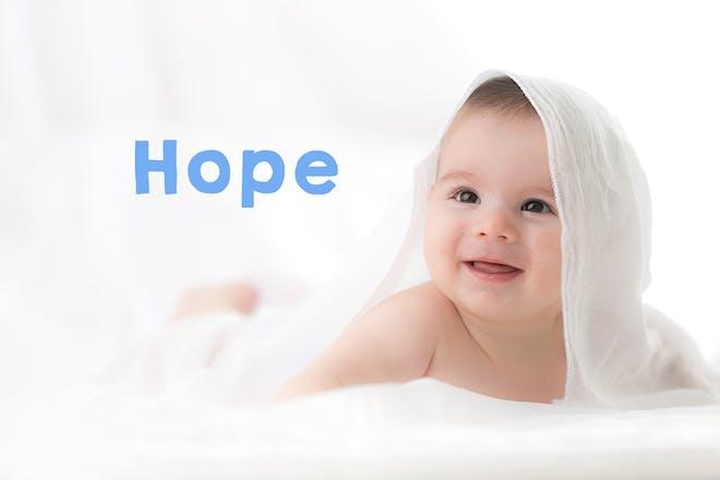 Hope baby name