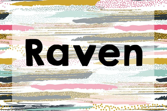 Raven name
