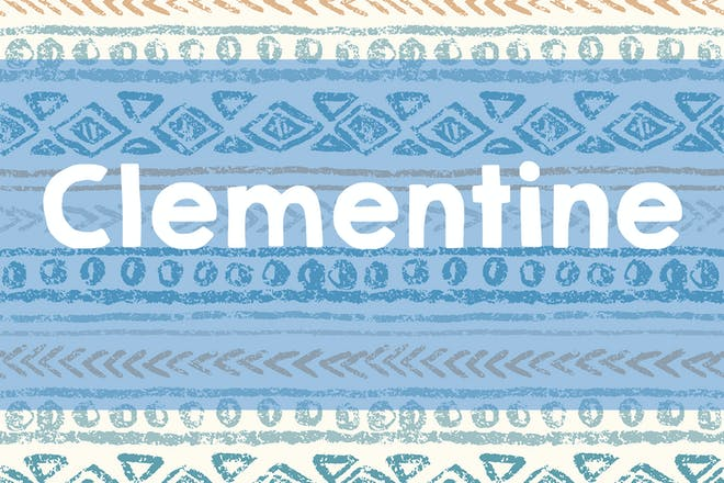 Clementine name